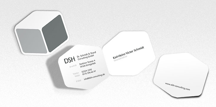 Corporate Design von Jakob Straub